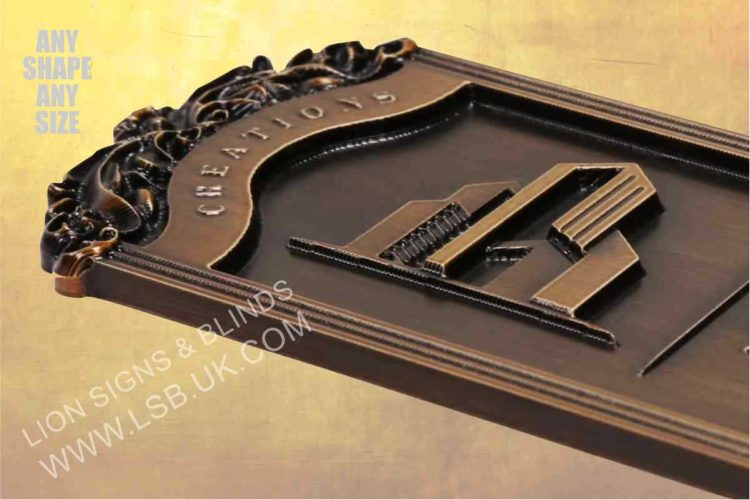3d carved copper plaques