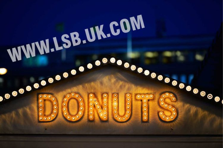 Fairground Lights letters
