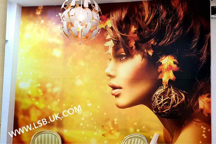 beauty salon wallpaper