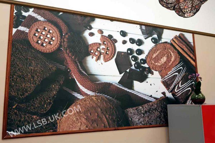 sweet cake wallpaper