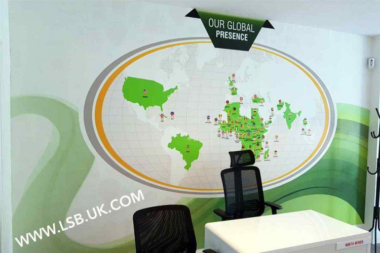 travel agency wallpaper